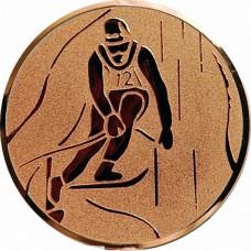 Вкладыш для медали D1-A93/В горные лыжи (D-25 мм)