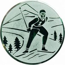 Вкладыш для медали D1-A94/S лыжные гонки (D-25 мм)