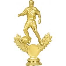 Фигура Ф024/150/100 футбол  (H-14 см) с цоколем