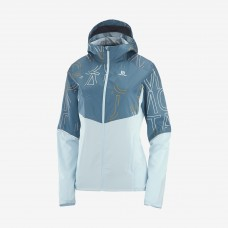 Куртка Salomon AGILE WIND W