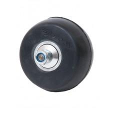 Колесо для классического хода переднее ELVA W-CL-40R (каучук)