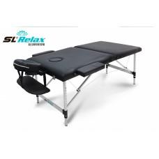 Массажный стол складной Start Line Aluminium BM2723-1