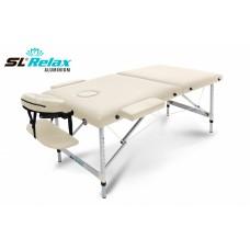 Массажный стол складной Start Line Aluminium BM2723-2