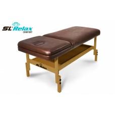 Массажный стол стационарный Start Line Comfort SLR-4