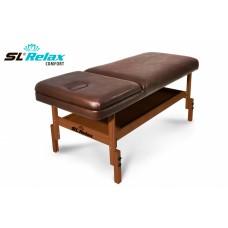 Массажный стол стационарный Start Line Comfort SLR-5