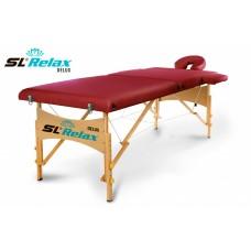 Массажный стол складной Start Line Delux BM2523-1