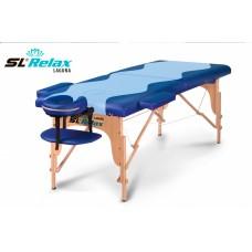 Массажный стол складной Start Line Laguna BM2523-3