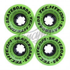 Колеса набор д/скейтборда Tech Team 60*45 мм 78 А