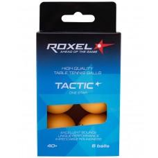 Мяч для настольного тенниса Roxel Tactic 1 Star