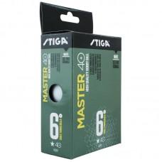 Мячи для настольного тенниса Stiga Master 1*