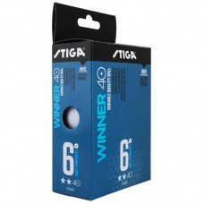 Мячи для настольного тенниса Stiga Winner ABS 2**
