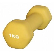 Гантели неопреновые ATEMI 1 кг