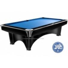 """Бильярдный стол для пула """"Dynamic III"""" 8 ф (черный с отливом)"""