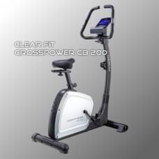 Велотренажер вертикальный Clear Fit CrossPower CB 200