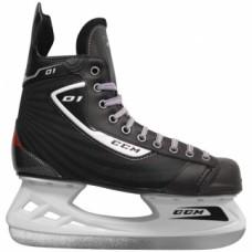 Коньки хоккейные CCM U+ 01