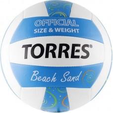 Мяч волейбольный TORRES Beach Sand
